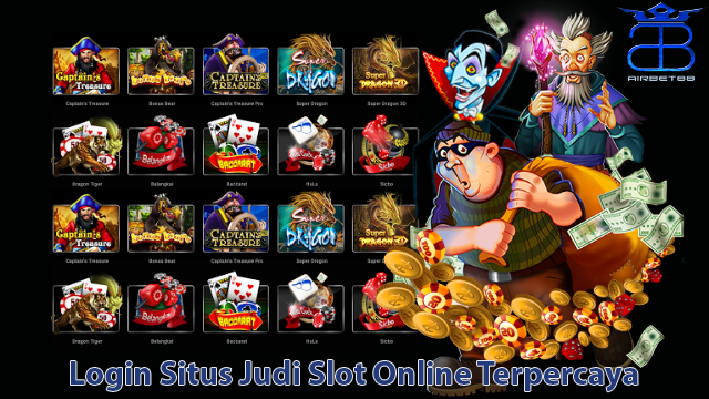 Login-Situs-Judi-Slot-Online-Terpercaya Apa Yang Ditawarkan Situs - situs Betting Slot?